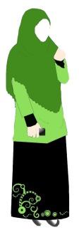 akhwat-green